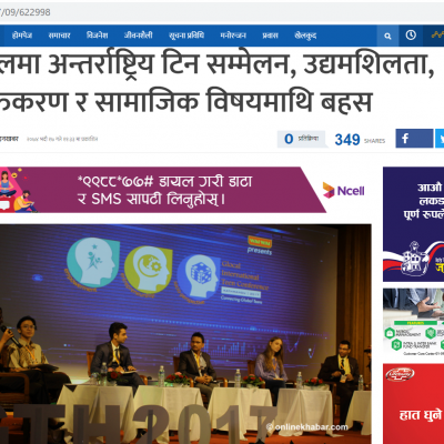 News Coverage Onlinekhabar (1311)