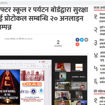 Glocal Media Coverage