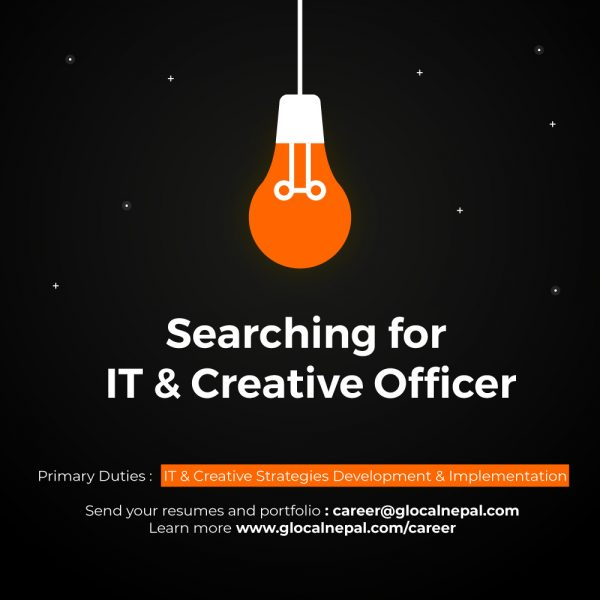 IT & Creative Officer