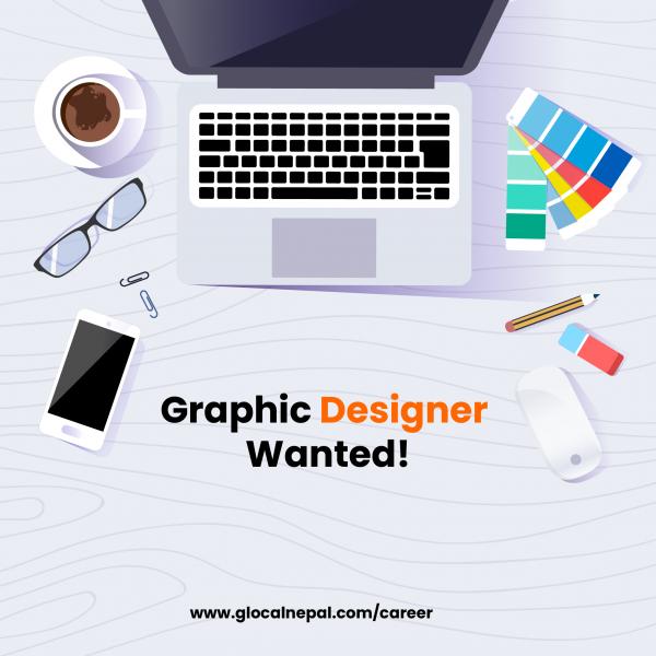Graphic Designer at Glocal